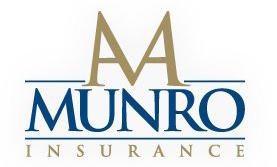 989XFM - AA Munro Logo