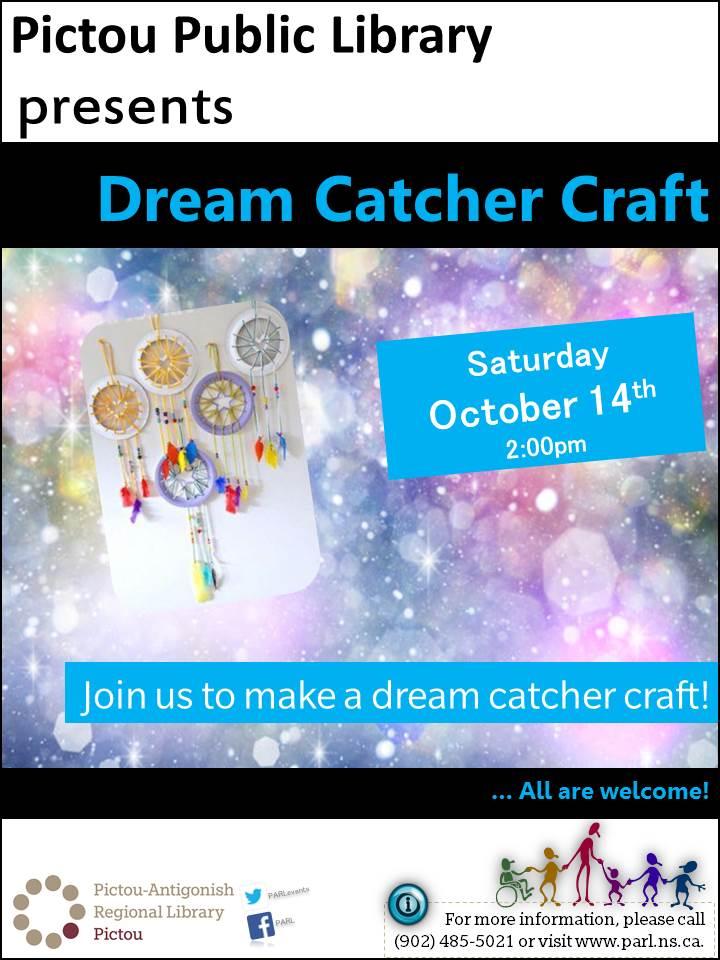 Dream Catchers Antigonish 40 XFM » Dream Catcher Craft 38