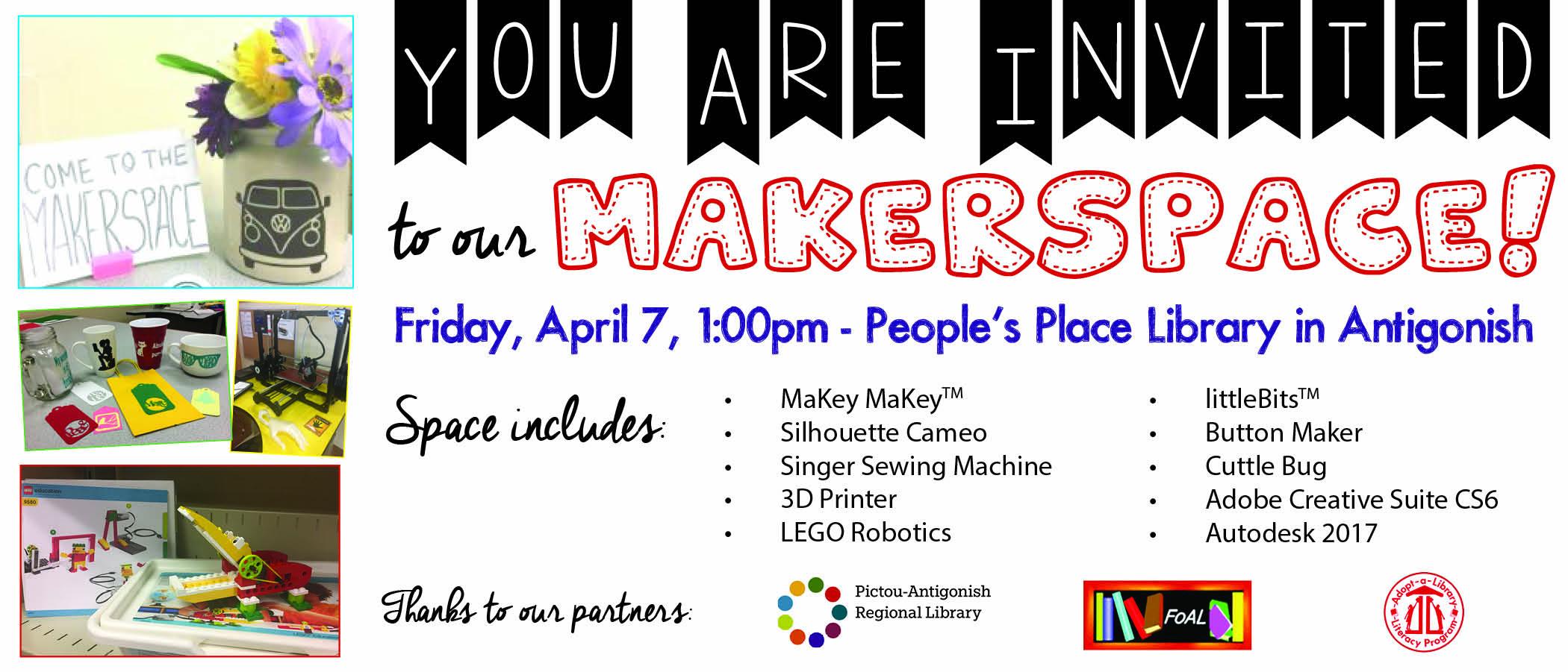989 xfm invitation for makerspace draft stopboris Images