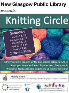 Knitting Circle Winter 2016