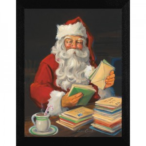 Santa's Letters weekdays at 4:45pm