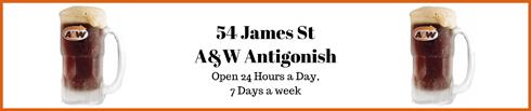 A and W Antigonish