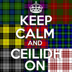 The Ceilidh Sundays at 7pm