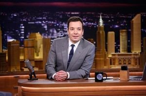 The Tonight Show with Jimmy Fallon !