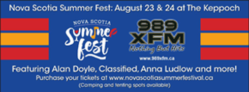 Nova Scotia Summer Fest