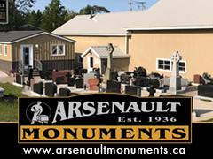 Arsenault Monuments