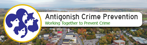 Antigonish Crime Prevention